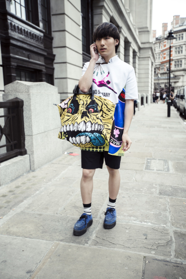 fun bags, monster bag, moschino