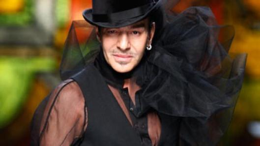 galliano, the showman
