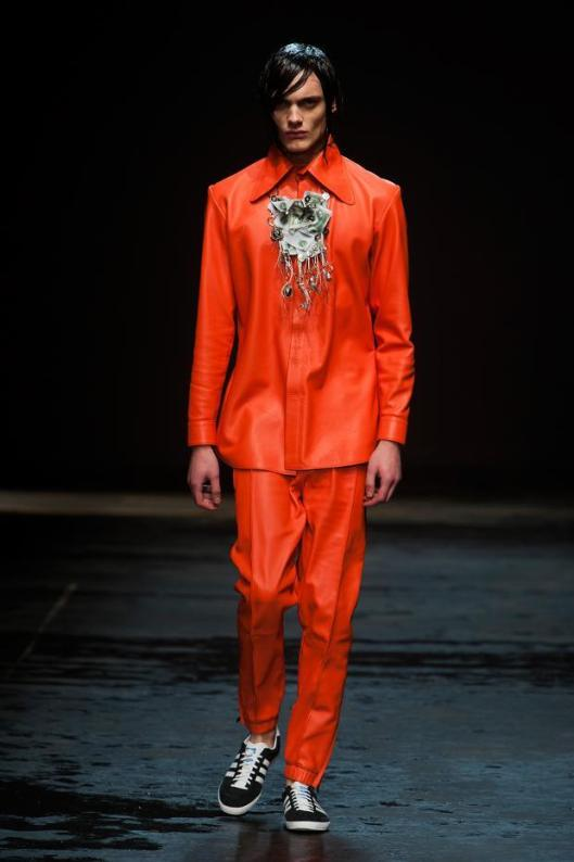 menswear, christopher shannon, jewellery by Judy Blame, a 14