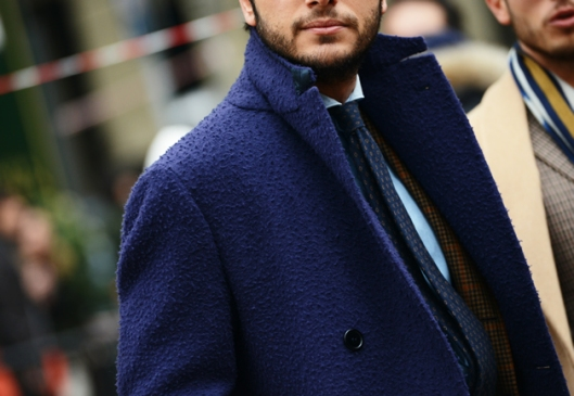 menswear, overcoat, blue textured, tt 1389796209371_street-style-tommy-ton-fall-winter-2014-milan-3-05