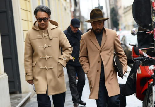 menswear, overcoat, brown , tt1389826917569_street-style-tommy-ton-fall-winter-2014-milan-4-01