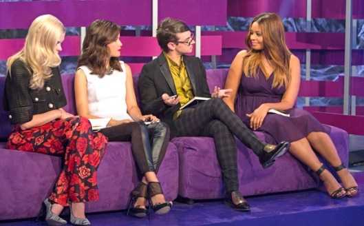 fashion t.v., project runway threads, judges