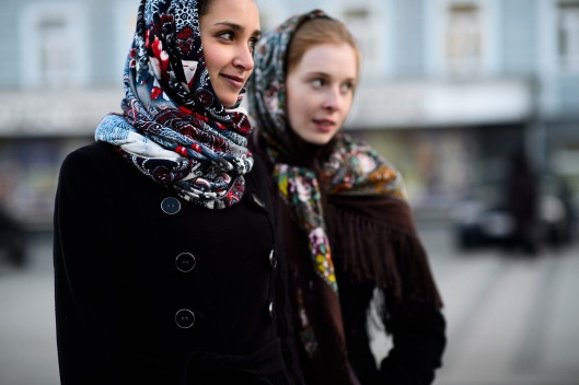 scarf, head/neck cover, a 14,  photo by Adam Katz Sinding