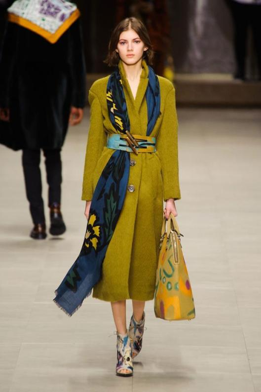 scarf fashion, burberry prorsum, a 14
