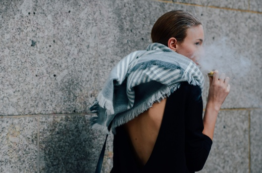 scarf, street styling, a14