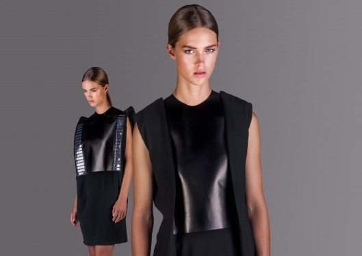 wearabable solar dress by pauline van dongen