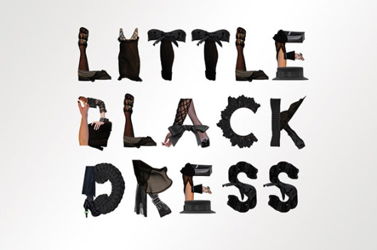 fashion font littleblack dress, itsnice that _905