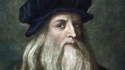 moustache/beards, da vinci