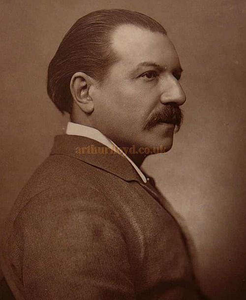 moustache, victorian, JamesFernandez, actor, arthurlloyd.co.uk 1883