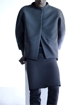 pedram karimi, men, jacket, skirt, trousers, a14