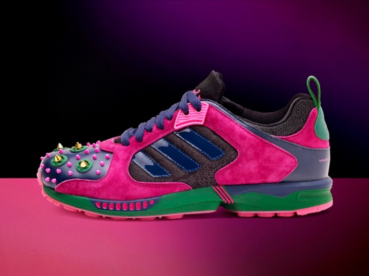 trainers, Mary Katrantzou for Adidas