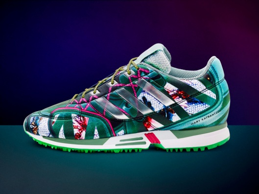 trainers, mary katrantzou/adidas