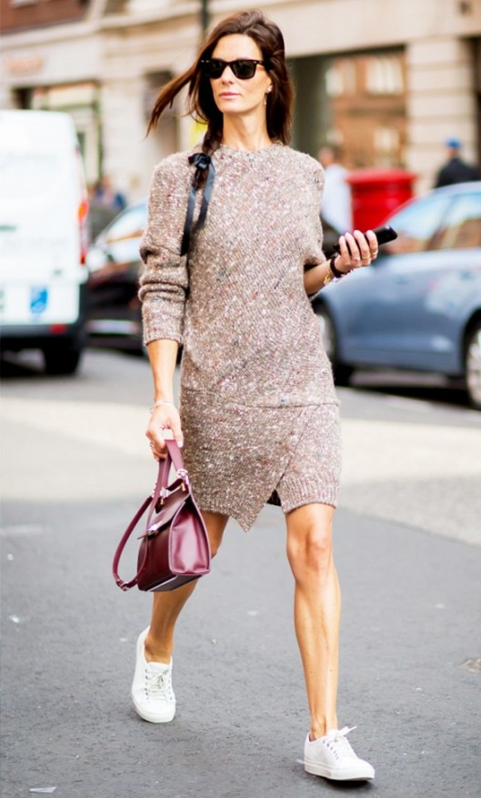 knitwear, sweater dress, Stella Mc Cartney