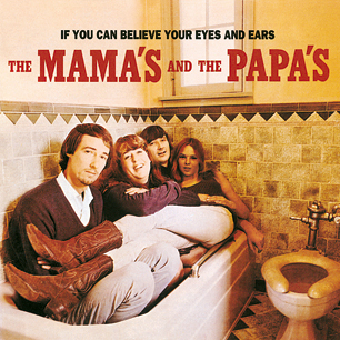 the Mamas and the Papas, album cover, Monday, Monday