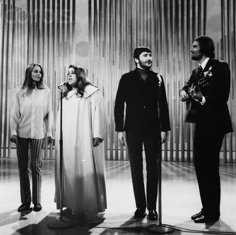 photo, The Mamas and The Papas, '60s folk/rock group