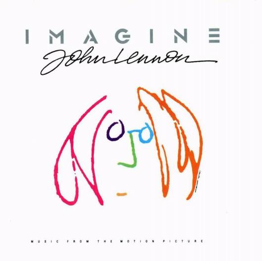 john lennon, imagine cover