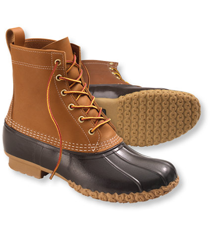 L.L. Bean, classic duck boots, ladies