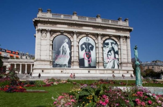 Palais Galliera, Paris- museum of fashion/fashion history