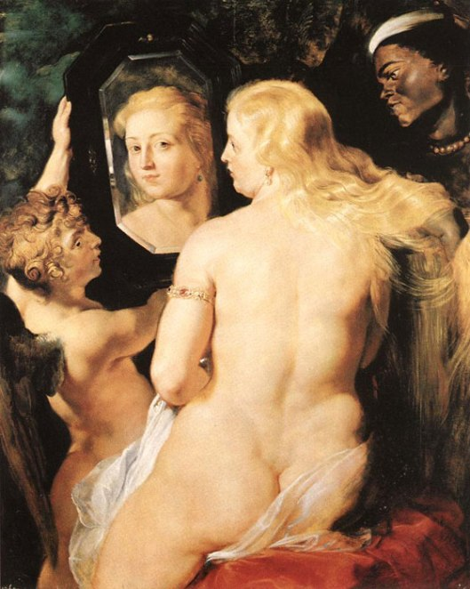 Peter_Paul_Rubens venus at a mirror, 1615, allartclassic.com _RUP016