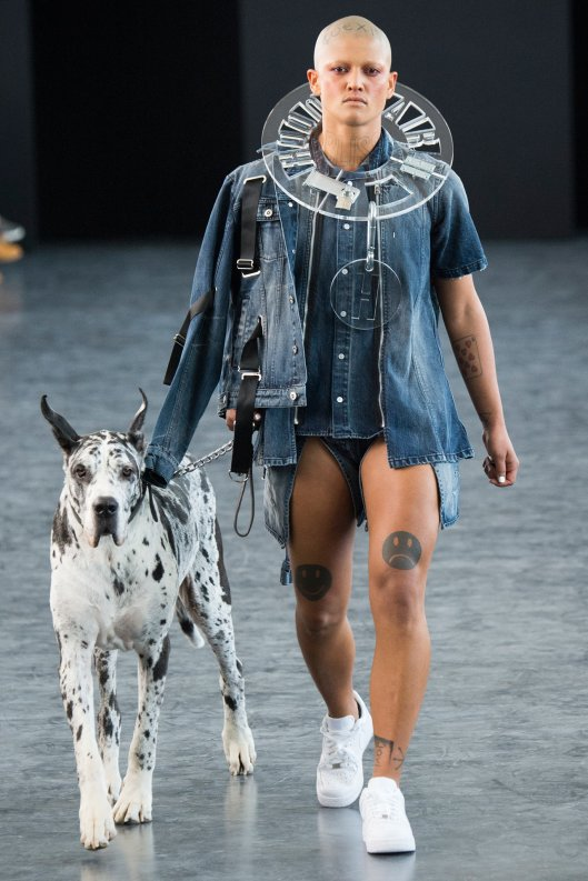 spring, denim, men, micro shorts, Hoody by Air
