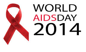 world aids day, banner, 2014