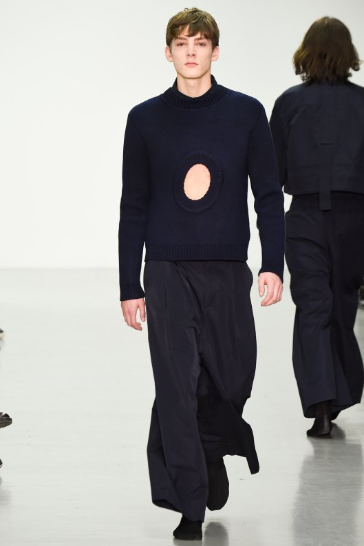 fall 2015, men, craig green, flowy, wide leg trousers