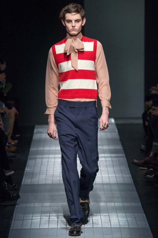 fall 2015, men gucci