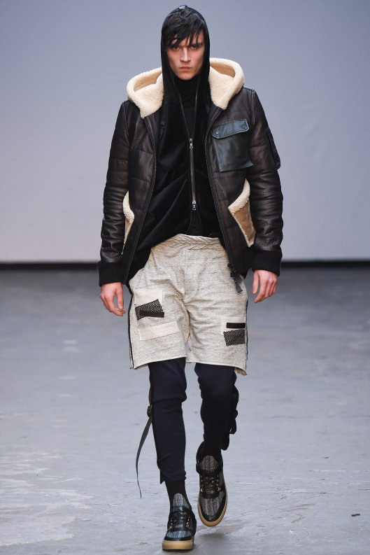 fall 2015, men, James Long, bomber jacket, sporty