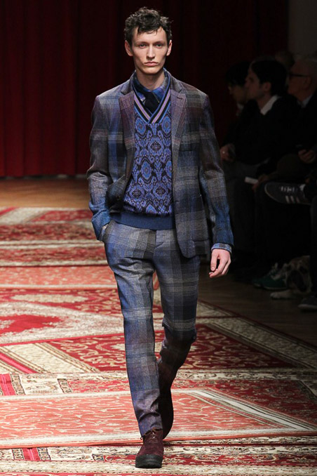 fall 2015, men, missoni