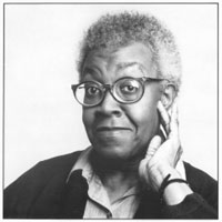 poet, gwendolyn brooks