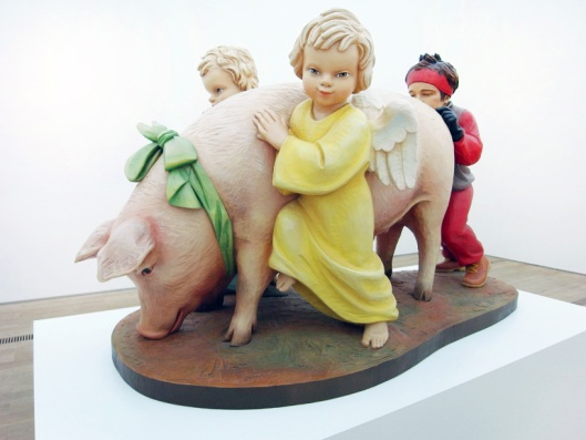 jeff koons, ushering in banality, 1988
