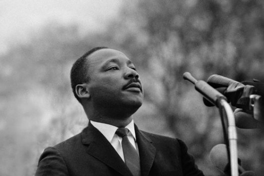 MLK, jr. portrait