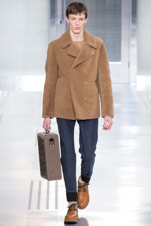 paris, men, fall 2015, louis vuitton