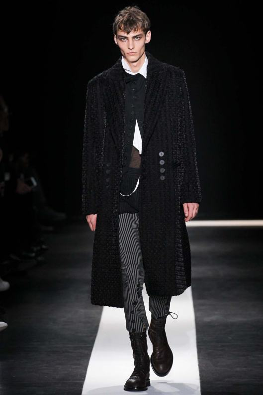 paris, men, ann demeulemeester, fall 2015 MARC0694