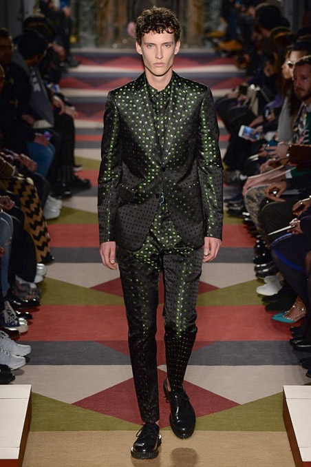 paris, men, fall 2015, valentino