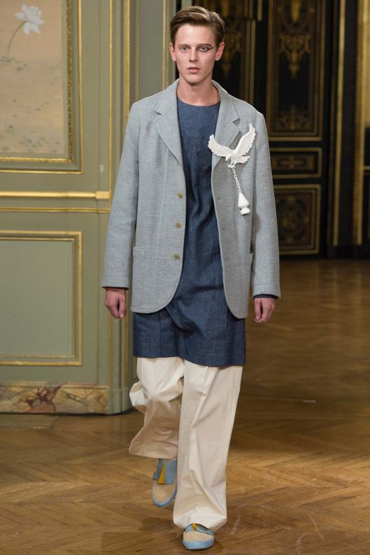 paris, men  fall 2015, walter beirendonck