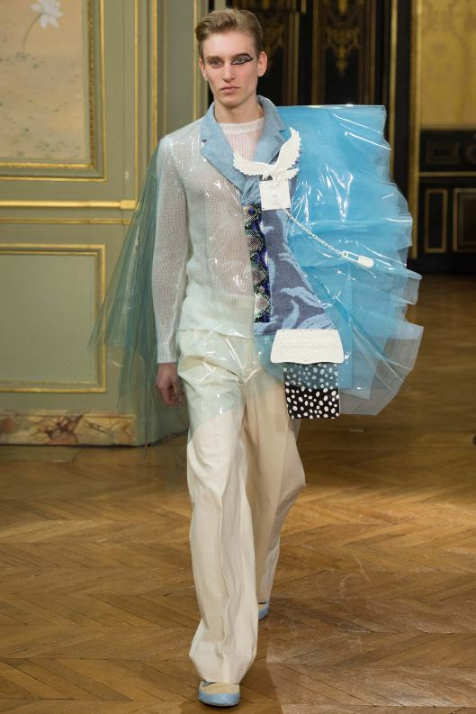 paris, men, fall 2015, walter beirendonck
