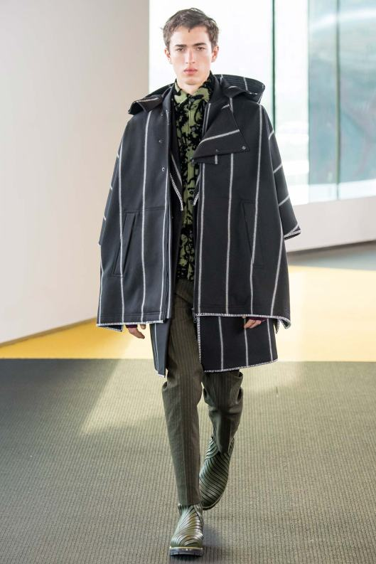 paris, men, kenzo, outerwear, fall 2015