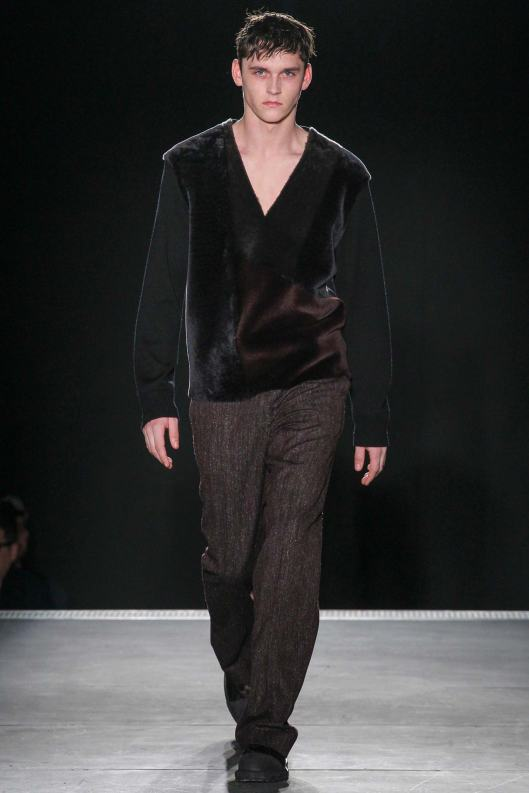 paris, men, fall 2015, wooyoungmi, casual