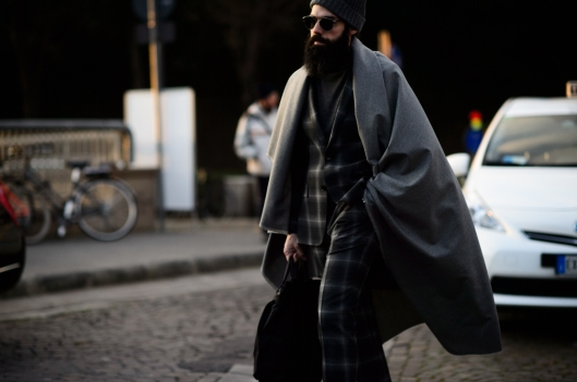 pitti uomo, fall 2015, cape