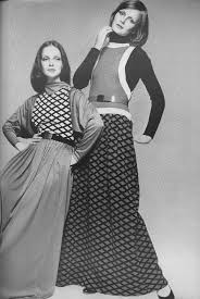 70s fashion, maxi skirt