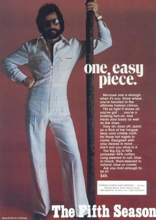 jumpsuit, man
