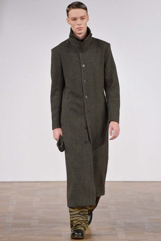 copenhagen, fall 2015, asger juel larsen, men, ankle length coat brown/khaki, military vibe