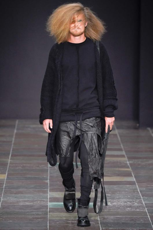 copenhagen, fall 2015, barbara i gongini, gender non specific wear, black colour story