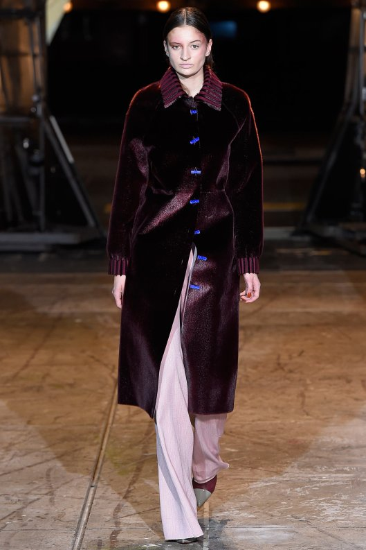 copenhagen, fall 2015, mark kenly domino, burgundy coat