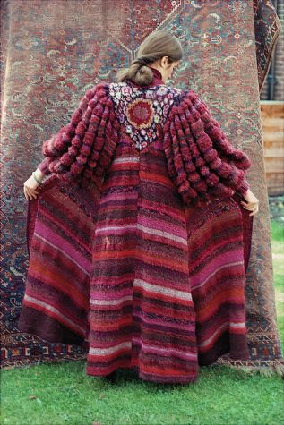 kaffe fassett, knit, full length jumper