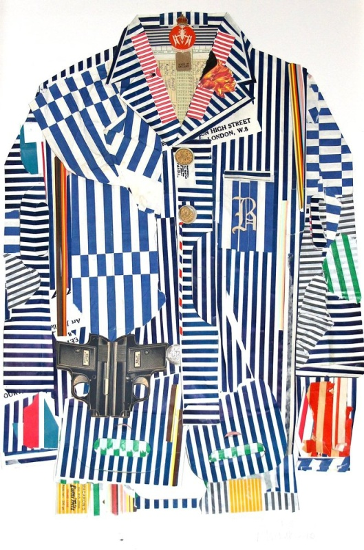 peter clark, stripes R A Must