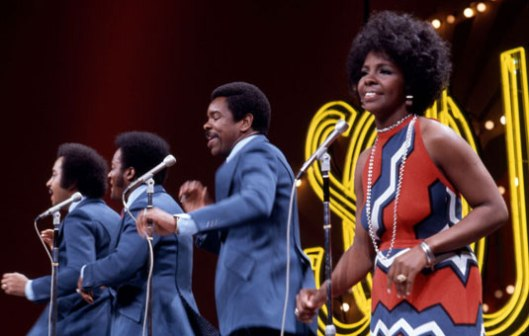 soul train, gladys knight and the pips