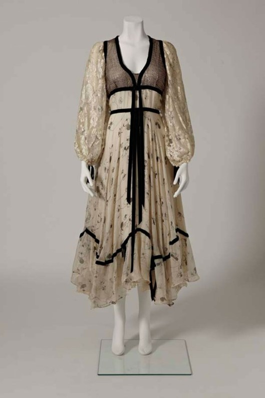 thea porter, gypsy dress