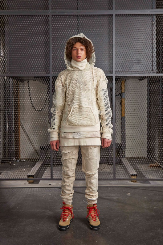 winter whites, men, Off-White